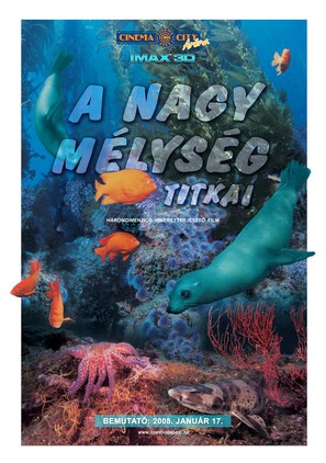 Into the Deep - Hungarian poster (thumbnail)