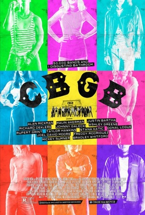 CBGB - Movie Poster (thumbnail)