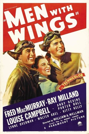 Men with Wings - Movie Poster (thumbnail)