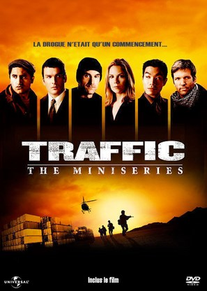 """Traffic"" - French DVD movie cover (thumbnail)"