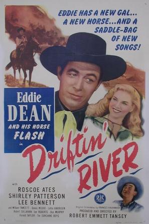 Driftin' River - Movie Poster (thumbnail)