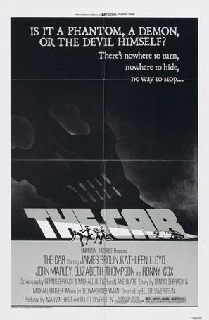 The Car - Movie Poster (thumbnail)