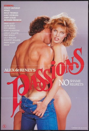 Passions - Movie Poster (thumbnail)