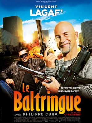 Le baltringue - French Movie Poster (thumbnail)