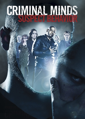 """Criminal Minds: Suspect Behavior"" - DVD cover (thumbnail)"