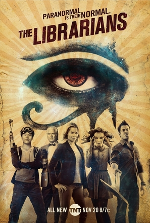 """The Librarians"""