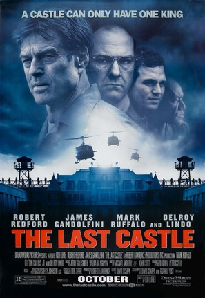 The Last Castle - Movie Poster (thumbnail)