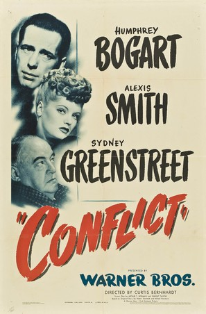 Conflict - Movie Poster (thumbnail)