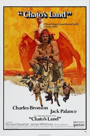 Chato's Land - Movie Poster (thumbnail)