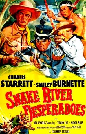 Snake River Desperadoes - Movie Poster (thumbnail)