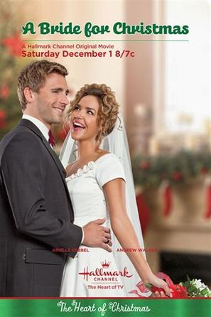 A Bride for Christmas - Movie Poster (thumbnail)