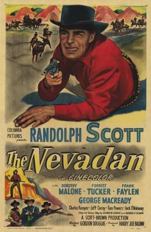 The Nevadan - Movie Poster (thumbnail)