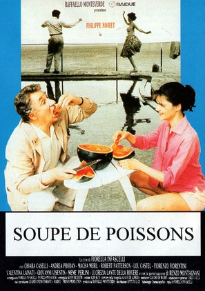 Zuppa di pesce - French Movie Poster (thumbnail)