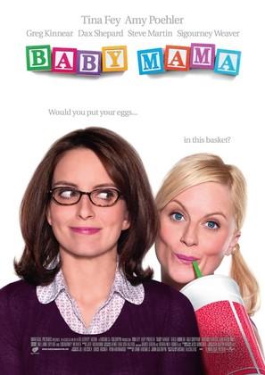 Baby Mama - Movie Poster (thumbnail)