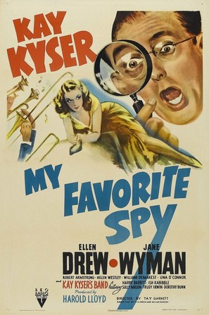 My Favorite Spy - Movie Poster (thumbnail)