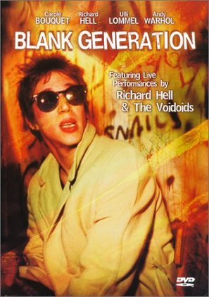 Blank Generation - Movie Cover (thumbnail)