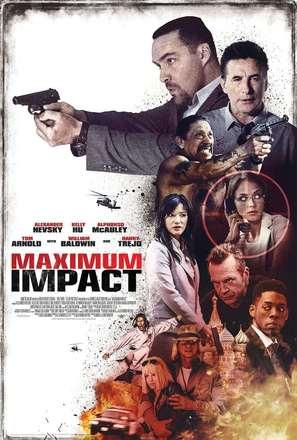 Maximum Impact - Movie Poster (thumbnail)