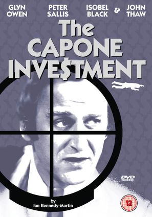 """""""The Capone Investment"""" - British Movie Cover (thumbnail)"""
