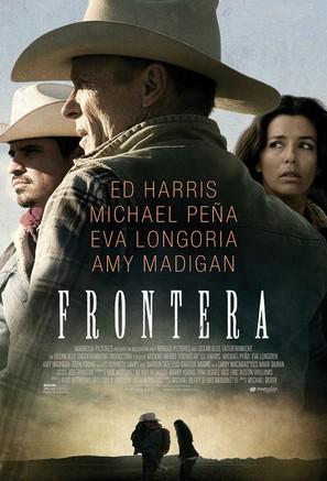 Frontera - Theatrical movie poster (thumbnail)