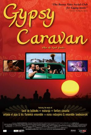 When the Road Bends: Tales of a Gypsy Caravan - Movie Poster (thumbnail)