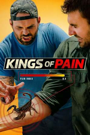 """""""Kings of Pain"""" - Movie Cover (thumbnail)"""
