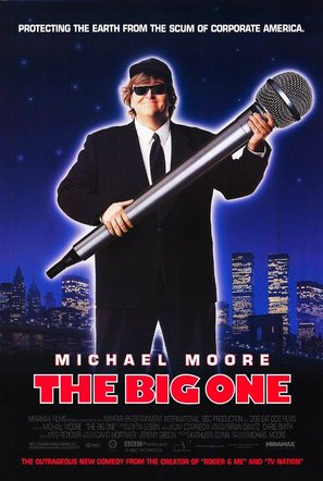 The Big One - poster (thumbnail)