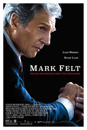 Mark Felt: The Man Who Brought Down the White House - Movie Poster (thumbnail)
