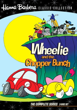 """Wheelie and the Chopper Bunch"""