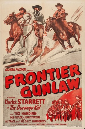 Frontier Gunlaw - Movie Poster (thumbnail)