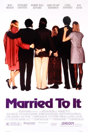 Married to It - Movie Poster (thumbnail)