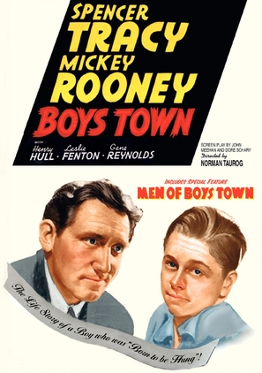 Boys Town - Movie Poster (thumbnail)