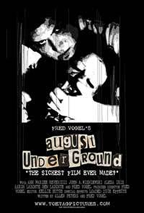 August Underground - poster (thumbnail)