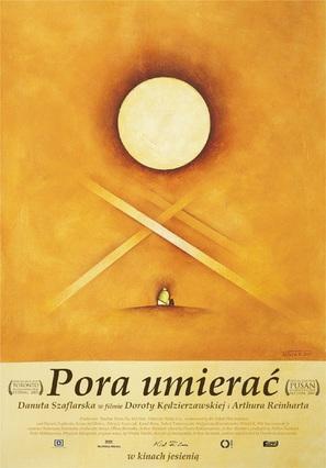 Pora umierac - Polish Movie Poster (thumbnail)