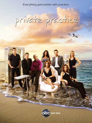 """Private Practice"" - Movie Poster (thumbnail)"