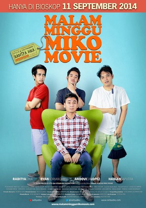 Malam Minggu Miko Movie