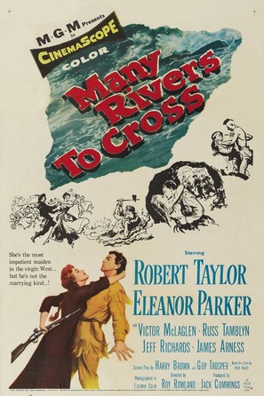 Many Rivers to Cross - Movie Poster (thumbnail)