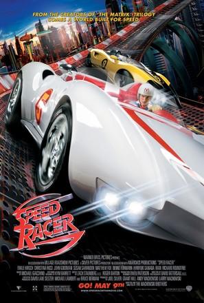 Speed Racer - Movie Poster (thumbnail)