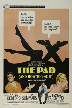 The Pad and How to Use It - Movie Poster (thumbnail)