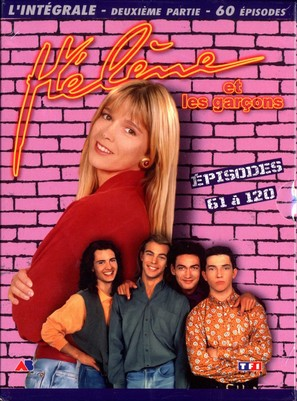 """Hélène et les garçons"" - French DVD cover (thumbnail)"