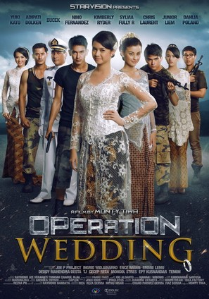 Operation Wedding - Indonesian Movie Poster (thumbnail)