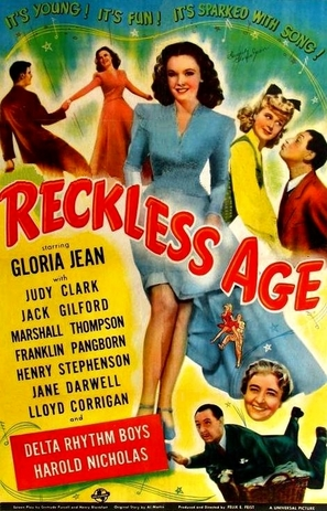 Reckless Age - Movie Poster (thumbnail)