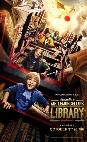 Escape from Mr. Lemoncello's Library - Movie Poster (thumbnail)