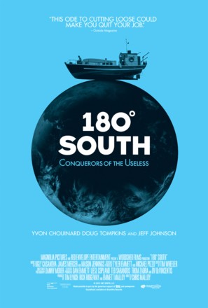 180° South - Movie Poster (thumbnail)