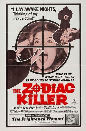 The Zodiac Killer - Movie Poster (thumbnail)