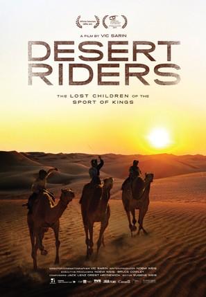 Desert Riders - Canadian Movie Poster (thumbnail)