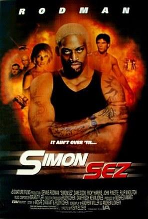 Simon Sez - Movie Poster (thumbnail)