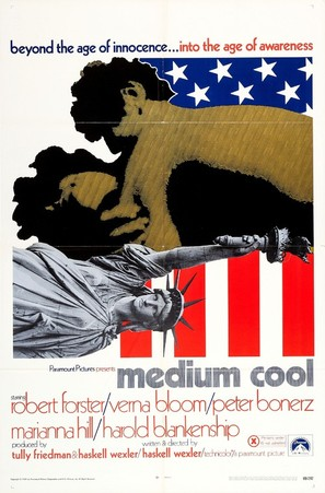 Medium Cool - Movie Poster (thumbnail)