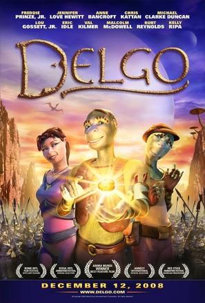Delgo - Movie Poster (thumbnail)
