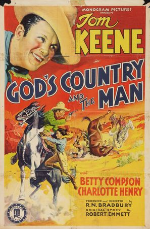 God's Country and the Man - Movie Poster (thumbnail)