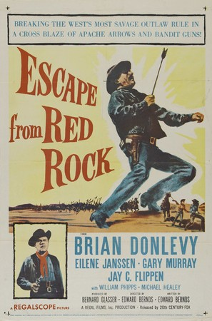 Escape from Red Rock - Movie Poster (thumbnail)
